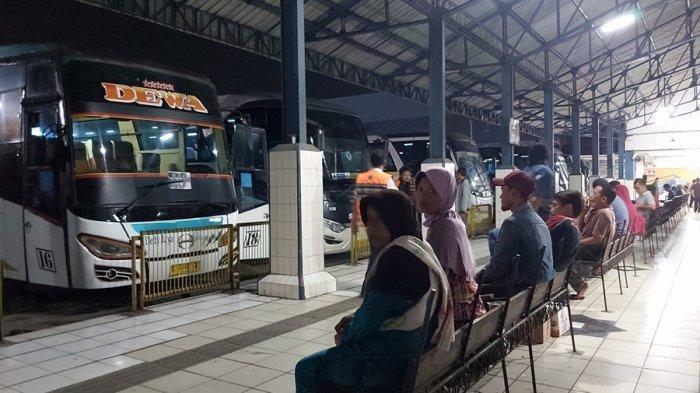 Terminal Tegal Mulai Bergeliat Lagi, Penumpang Bus Tujuan Jakarta Wajib Penuhi Syarat Ini
