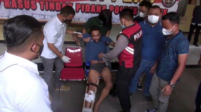 Peneror Putri Bupati Brebes Ternyata Pecatan Polisi, Pelaku Sempat Tabrak Portal Gerbang Mapolres