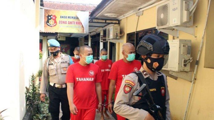 Karyawan KSP Ditangkap, Lagi Pesta Sabu Bersama Tiga Rekannya di Rumah Kos Padamara Purbalingga