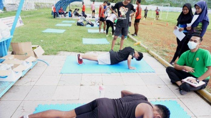 237 Atlet Pelatkab Banjarnegara Jalani Tes Parameter, KONI Pastikan Terapkan Protokol Kesehatan