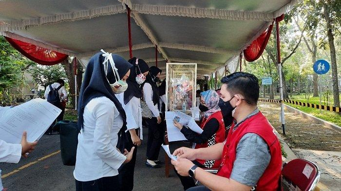 Tes Seleksi CPNS di Kota Semarang Dimulai, Ibu Hamil Dapat Ruang Khusus