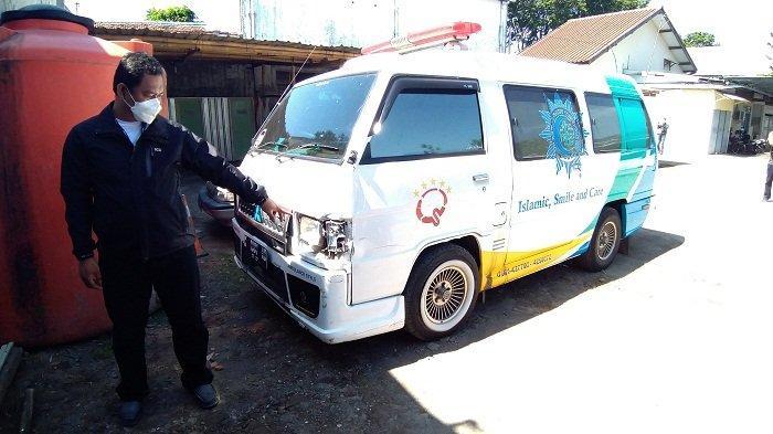 Tiga Ambulans Kecelakaan di Kudus, Diduga Dipicu Sopir Ugal-ugalan. Begini Faktanya