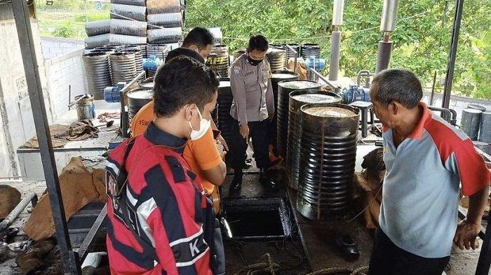 Berniat Bersihkan Tempat Penampungan Aspal di Wonosalam Demak, Tiga Pekerja Tewas Keracunan