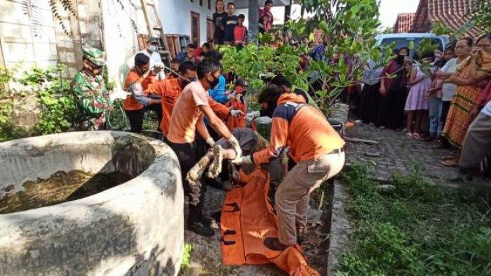 Berniat Sirami Tanaman di Halaman, Warga Tegalgunung Blora Ini Malah Temukan Mayat di Sumur Rumah