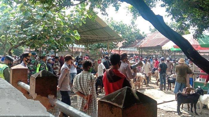 37 Warga Terjaring Masker Tim Gabungan Satgas Covid Purbalingga, Terbanyak Tertangkap di Pasar Hewan