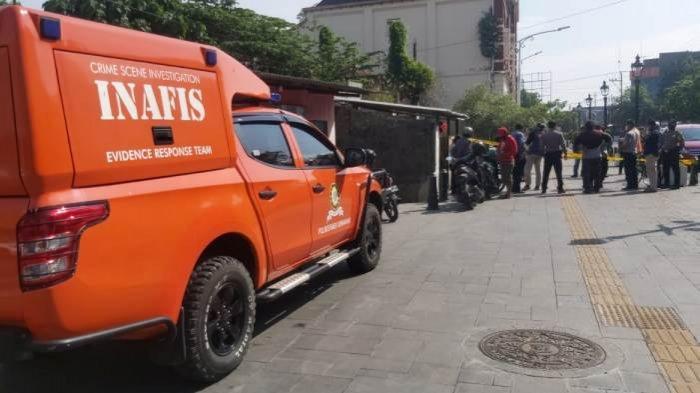Pesepeda Ditemukan Tewas di Kota Lama Semarang, Pamit ke Keluarga Akan Gowes ke Alun-alun Kauman