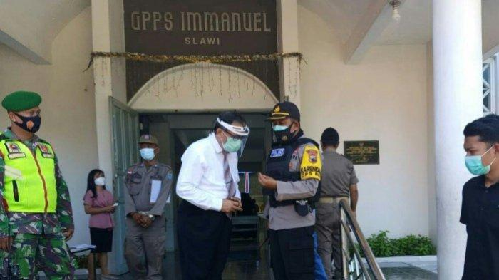 Polres Tegal Imbau Gereja Membentuk Satgas Pengamanan selama Natal, Berjaga 24 Jam Sehari