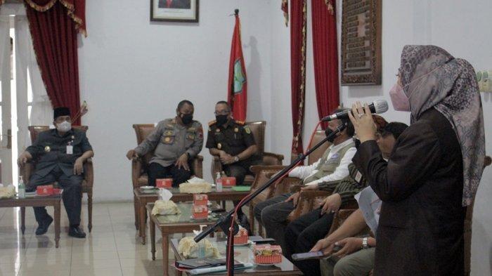Tim Pakar Satgas Penanganan Covid-19 Kunjungi Purbalingga, Ini Kegiatannya Selama Tiga Hari