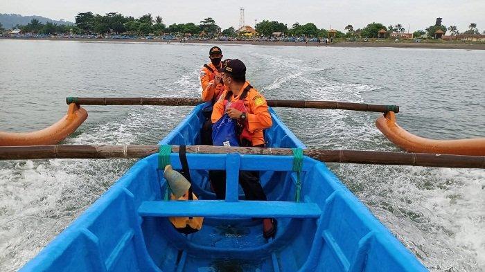 Masih Dicari, Faslul Amin Hilang Tergulung Ombak saat Mandi di Pinggir Laut Jetis Cilacap