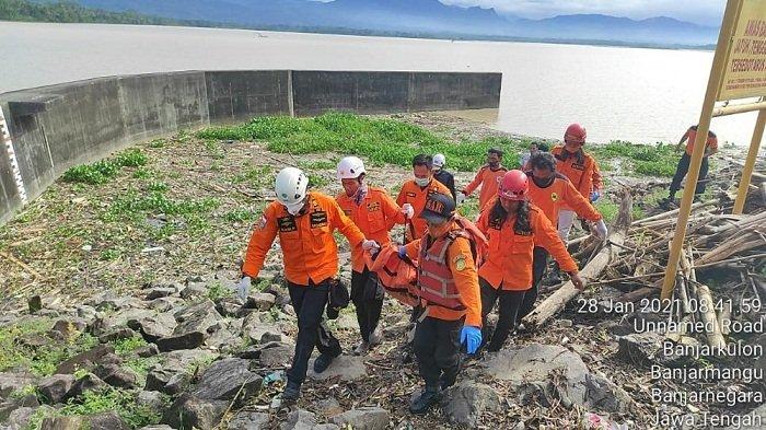 Hilang 3 Hari, Bocah 9 Tahun asal Gunung Putih Banjarnegara Ditemukan Tewas di Waduk Mrica