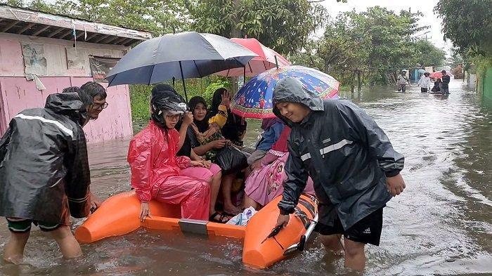 Banjir Belum Surut, Status Tanggap Darurat Banjir di Kota Pekalongan Diperpanjang 14 Hari