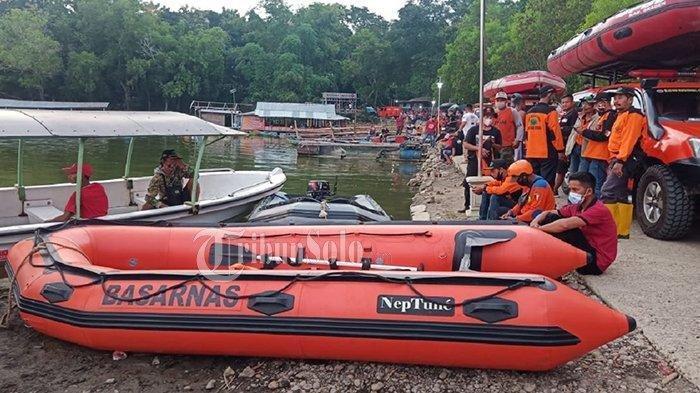 Tim SAR Temukan Lagi 1 Korban Tewas Perahu Terbalik di Waduk Kedung Ombo Boyolali, 2 Masih Dicari