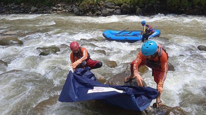 Seorang Pemuda Ditemukan Tewas di Sungai Serayu Banjarnegara, Diduga Menceburkan Diri