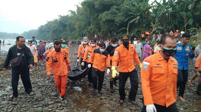 Jenazah Cahyo Ditemukan di Sungai Klawing, Remaja asal Bojongsari Purbalingga Tenggelam saat Mancing