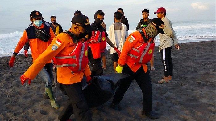 Pencarian Hari Ketiga, Satu Nelayan Hilang di Pantai Sumberjati Kebumen Ditemukan Meninggal