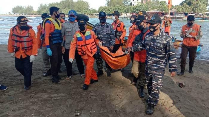 5 Hari Pencarian, Tim SAR Temukan Mahasiswa Asal Banyumas yang Tenggelam di Pantai Logending