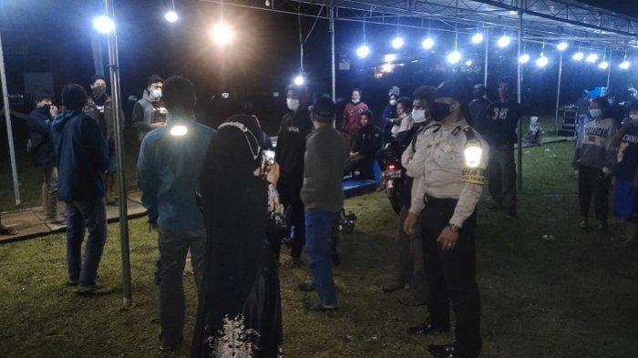 Festival Cek Sound di Kutasari Purbalingga Dibubarkan, Sempat Kecoh Tim Satgas dengan Dalih Syukuran