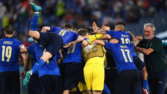 Jadwal 16 Besar Euro 2021: Sabtu Malam Wales Vs Denmark, Lanjut Laga Italia Vs Austria