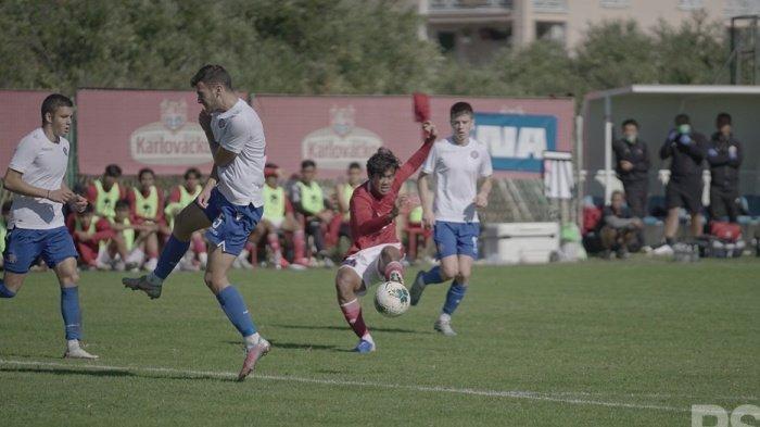 Main Agresif Sejak Menit Awal, Timnas U-19 Indonesia Gulung Hajduk Split 4-0