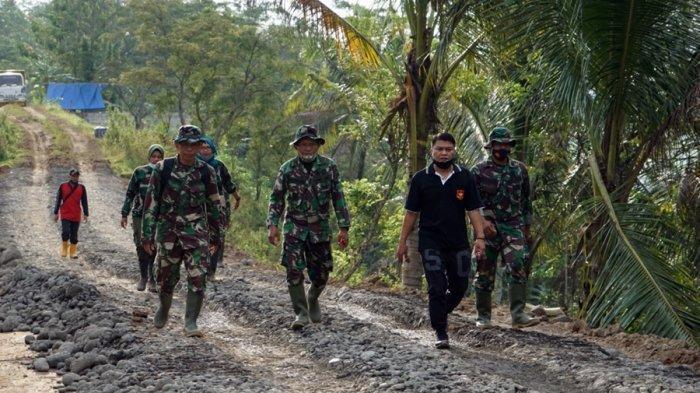 Dandim Sebut Desa Tumanggal Cocok Jadi Track Olahraga Hash di Purbalingga