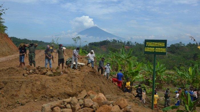 Desa Tegalpingen Purbalingga Bakal Terhubung dengan Tumanggal, Dikerjakan Lewat TMMD Sengkuyung