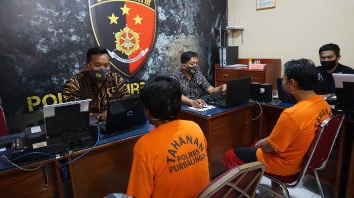 Polres Purbalingga Tangkap Bandar Judi Togel di Rembang, Polisi: Berawal dari Keresah Masyarakat