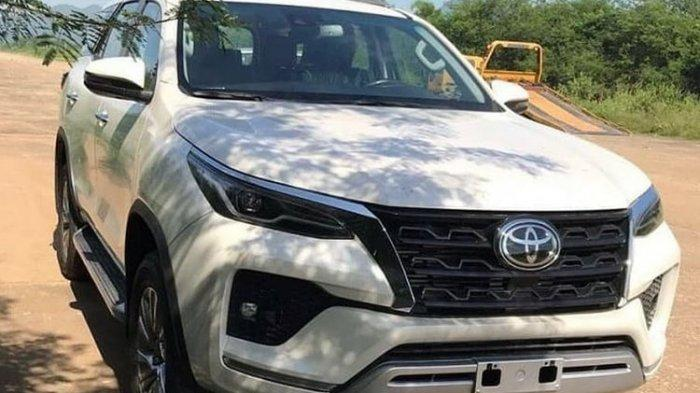 Diproduksi di Indonesia, Toyota Fortuner 2020 akan Rilis Lebih Awal di Vietnam
