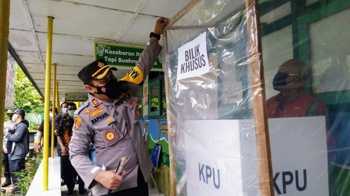 Coblosan Pilkada Kendal, Satgas Covid-19 Wajibkan TPS Beri Jeda Tiap Dua Jam