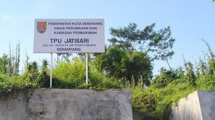 Sehari Bisa 20 Liang Lahat Disiapkan di TPU Jatisari, Angka Kematian Meningkat di Semarang