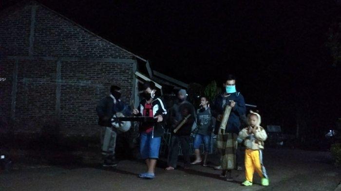 Ngangklang, Tradisi Pemuda Ngareanak Kendal Jelang Sahur, Keliling Kampung Sembari Bunyikan Musik