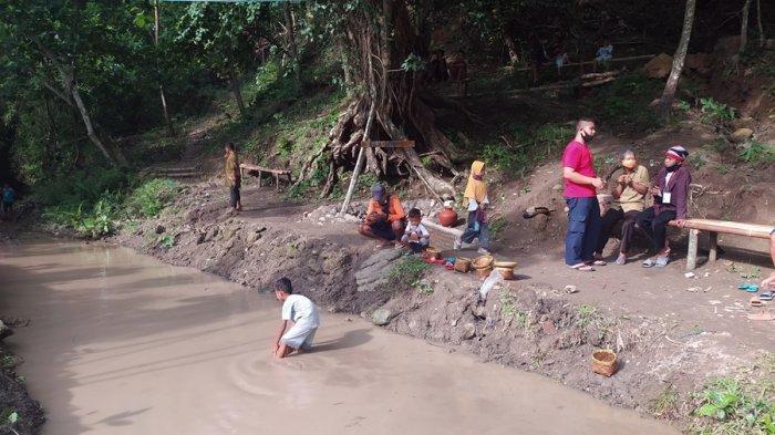 Tradisi Ngangsu di Dusun Grenjeng Karanganyar Dikemas Jadi Destinasi Wisata Baru, Begini Jadinya