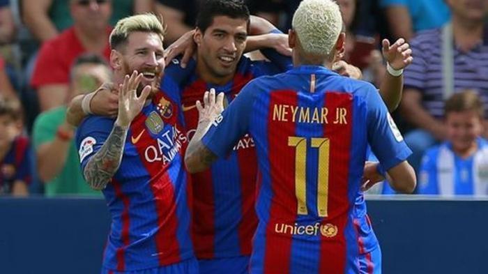Barcelona Cuci Gudang Pemain, Suarez Berlabuh di Juventus, Vidal Teken Kontrak dengan Inter Milan