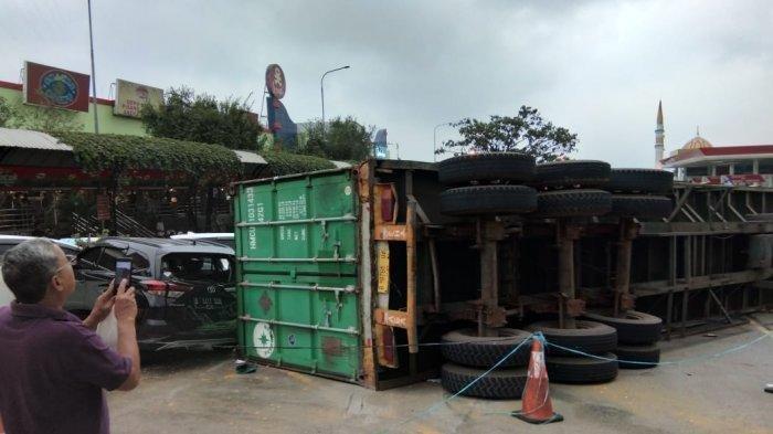 Kronologi dan Daftar Korban Kecelakaan Truk Rem Blong di Tol Cipularang
