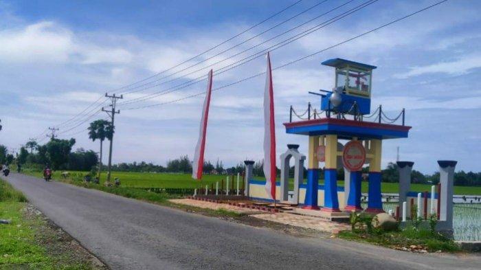 Tugu Gerobak Nasi Goreng Jadi Ikon Desa Jrakah di Pemalang, Ini Alasan Warga Membangunnya