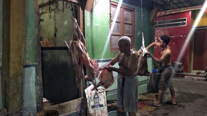 Cerita Tukang Jagal di Kampung Bustaman Semarang, Kini Tinggal Hitungan Jari Telunjuk