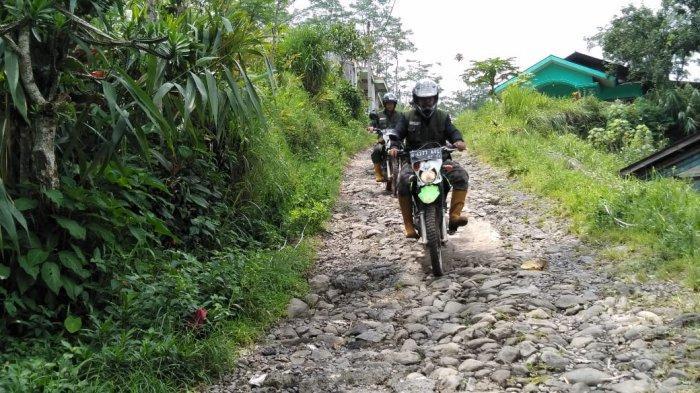 Akhirnya, Pemkab Purbalingga Usulkan Anggaran Perbaikan Jalan Tungkep di Purbasari Karangjambu
