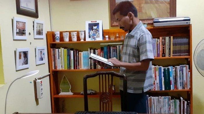 Puluhan Tahun Hidup Tanpa Televisi di Rumah, Begini Cerita Tuswadi Sekeluarga di Banjarnegara Ini