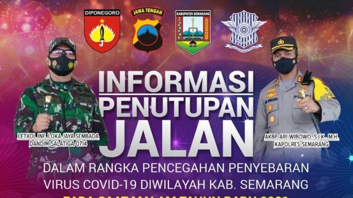 Jalur Menuju Kawasan Wisata di Kabupaten Semarang Ditutup Mulai Pukul 17.00