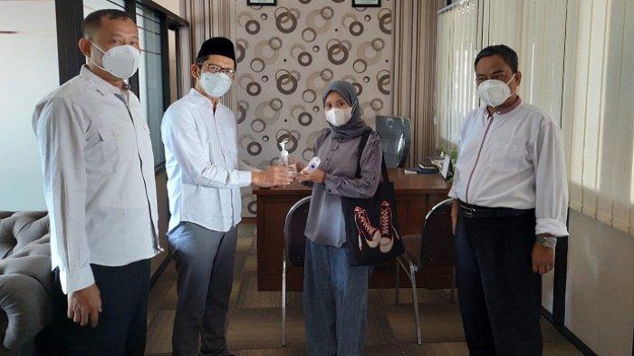 UIN Walisongo Semarang Gelar Kuliah Terbatas, Mahasiswa Fuhum Siap Jadi Relawan Satgas Covid