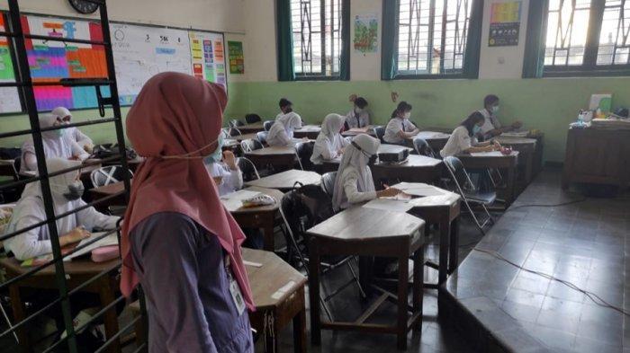 Salatiga Mulai Uji Coba Pembelajaran Tatap Muka di Sekolah, Disdik Sebut 90 Persen Orangtua Setuju
