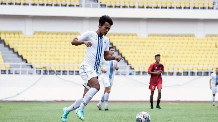 PSIS 'Hajar' PPLP Jateng di Stadion Jatidiri Semarang, Bruno Silva Sumbang Dua Gol