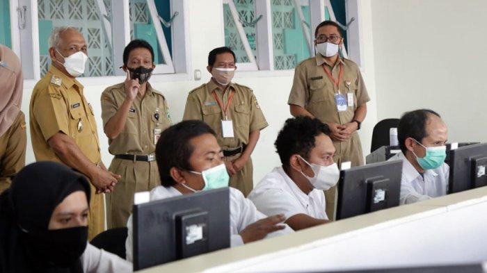 Hari Pertama Ujian Seleksi PPPK Banjarnegara - Digelar di Tiga Lokasi, Tujuh Absen