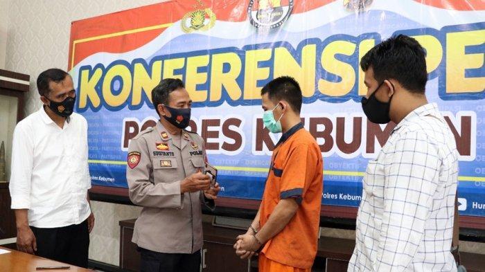 Pelaku Sering Main dan Diberi Makan di Rumah Korban, DPO Kasus Pencurian Handphone di Kebumen