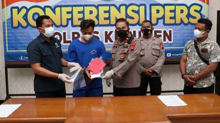 Gelapkan Uang Perusahaan di Kebumen Hampir Rp 1 Miliar, Warga Purworejo Ditangkap Polisi