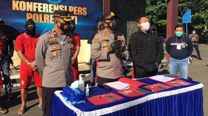 Enam Pengedar Narkoba di Pati Dibekuk, Gunakan Bungkus Makanan Cokelat untuk Hindari Kecurigaan