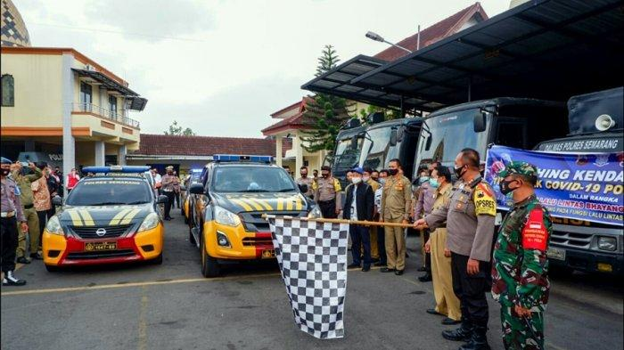 Polres Semarang Miliki Unit Kerja Covid-19, Patroli Protokol Kesehatan Hingga Tingkat Kecamatan
