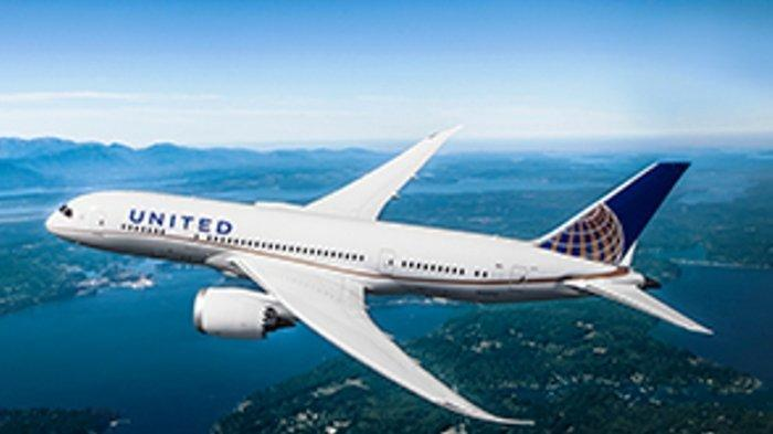 United Airlines Ancang-ancang PHK 2.850 Pilot Mulai 1 Oktober 2020