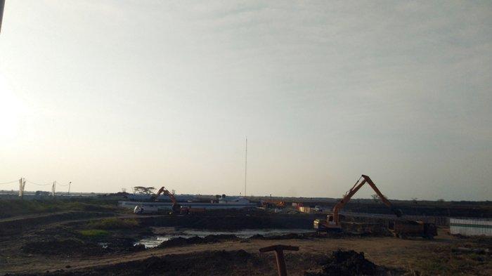 Bendung Sungai Blorong Selesai Desember 2021, Bupati Kendal: Air Bakunya Bakal Dikelola BUMD