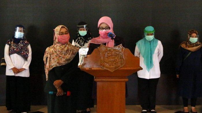 Hasil Swab Ulang di Kota Tegal, Seminggu Ada 44 Pasien Positif Covid-19 Dinyatakan Sembuh