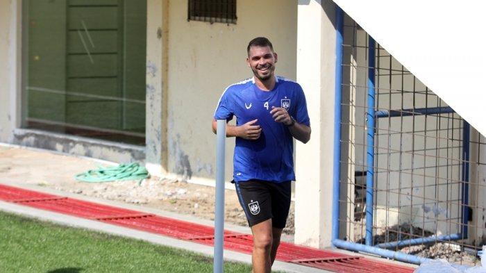 Ini Kata Dragan Djukanovic Soal Kondisi Bek PSIS Semarang Wallace Costa